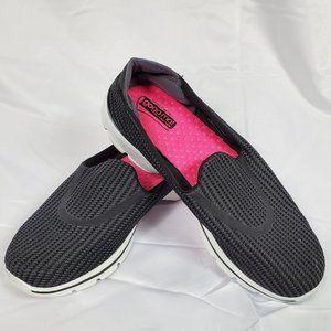 Women's SKECHERS Go walk 3 with Goga Mat Size 10